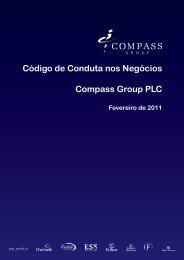 Clique aqui e conheça o Código de Conduta do Compass ... - GRSA