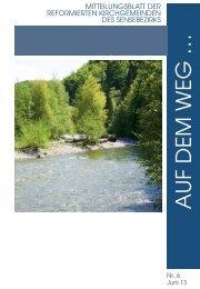Download File - der Kirchgemeinde St. Antoni