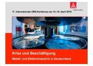 Statement von Armin Schild, Bezirksleiter, IG Metall Bezirk Frankfurt