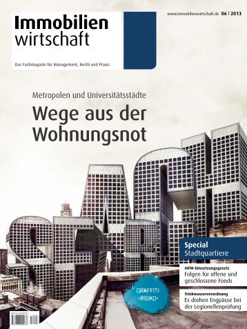 Wege aus der Wohnungsnot - Haufe.de