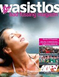 wasistlos badfüssing-magazin - Ausgabe Februar 2013