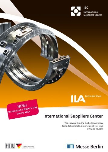 International Suppliers Center - Aerospace Industries Association