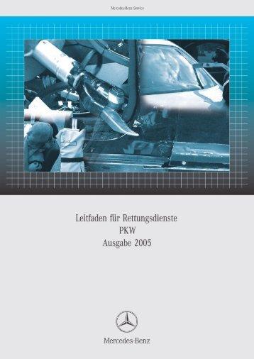 Leitfaden zur Technischen Hilfeleistung (PKW) - 1. Zug
