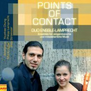 Booklet - Duo Enßle-Lamprecht
