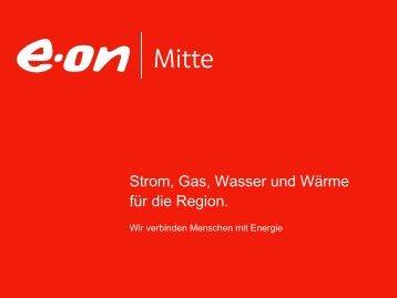 Photovoltaik - Bernd Schabacker (E.ON Mitte AG) (PDF, 5,5 MB)