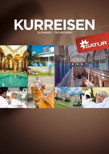 Kurreisen 2012 - Satur Travel