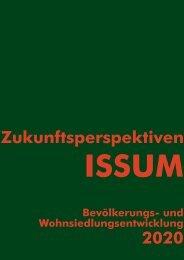 Bevölkerungs- und Wohnsiedlungsentwicklung - Issum