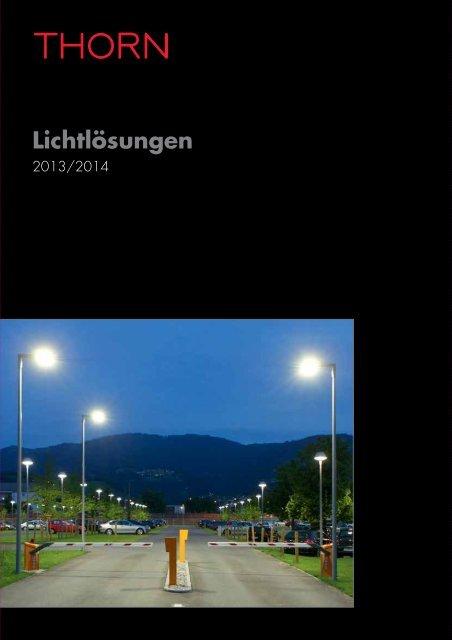 Thorn   Lichtlösungen 2013/2014