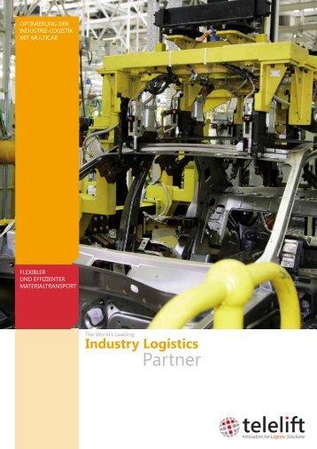 Broschüre Industrie - Telelift GmbH