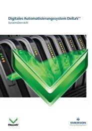 DeltaV System Overview (D) - Emerson Process Management