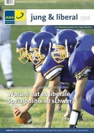 jung & liberal 3 06 - Junge Liberale