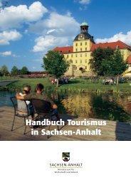 Handbuch Tourismus in Sachsen-Anhalt - Industrie- und ...