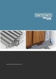5 - Hammam Design Radiator