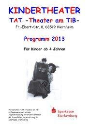 2013TAT Programm.pdf - Viernheim