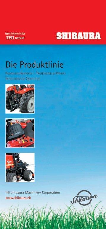 Die Produktlinie - hostettler motoren ag