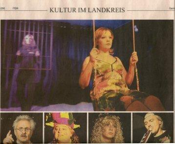 Bericht Premiere Dachauer SZ 29.10.2011 (pdf) - Haimhauser ...