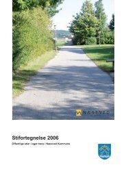 Stifortegnelse 2006