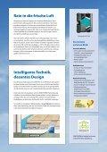 Zentrale Lüftung - Zewotherm - Seite 2
