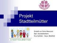 Elternbeteiligung in Sozialräumen - Kein Kind zurücklassen!