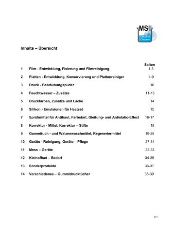 produktdownload pdf - MS Druck-Chemie