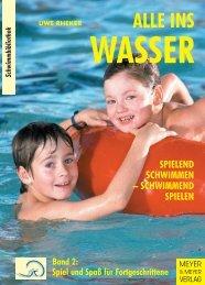 Leseprobe zum Titel: Spielend schwimmen ... - Die Onleihe