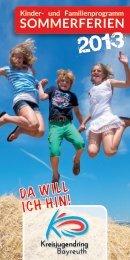 Familienprogramm für Homepage.pdf - Kreisjugendring Bayreuth