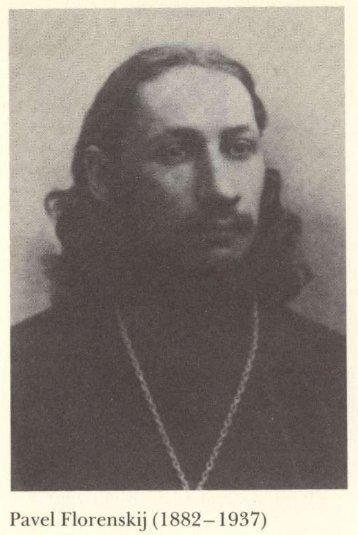 Pavel Florenskij (1882-1937)