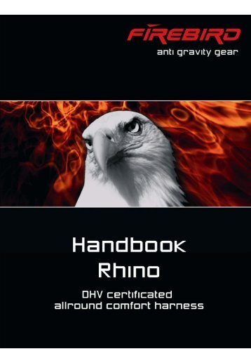 betriebsanleitung - bei Firebird
