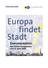 Reader zum kommunalpolitischen Kongress (PDF) - Heide Rühle