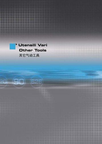 Utensili Vari Other Tools 其它气动工具