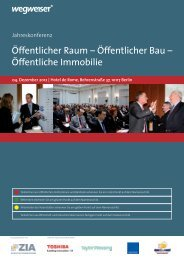 Öffentliche Immobilie - Leinemann & Partner