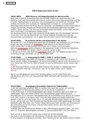 RW Erlinghausen News-Archiv 30.08.2006 - SV Rot-Weiß ...