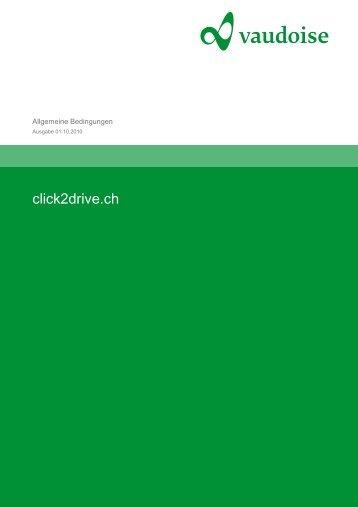 die allgemeinen Versicherungsbedingungen - Click2Drive