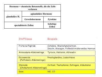Rezeptoren