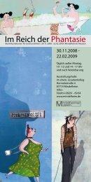 Flyer/Plakat - Im Reich der Phantasie VII