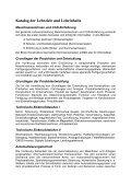 Sondernebenfach Maschinenwesen (pdf) - Fakultät für Informatik - Page 5