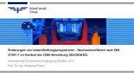 PowerPoint-Präsentation - Folie 1 - RöschConsult Group GmbH