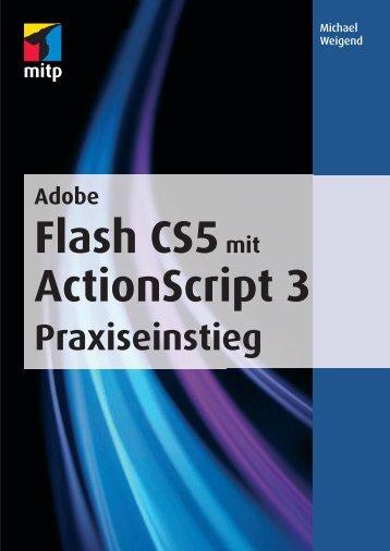 Flash CS5 mit ActionScript 3 - Startseite - Verlagsgruppe Hüthig ...