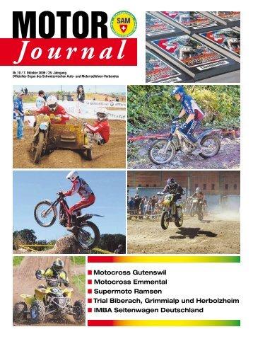 Motor Journal 10 / 2009 - SAM