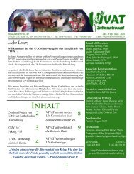 3 - VIVAT International