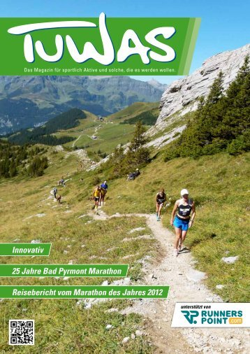 TuWas Magazin – Issue 01 (pdf)