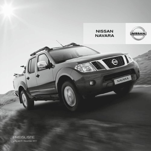 NISSAN NAVARA - Auto Stahl