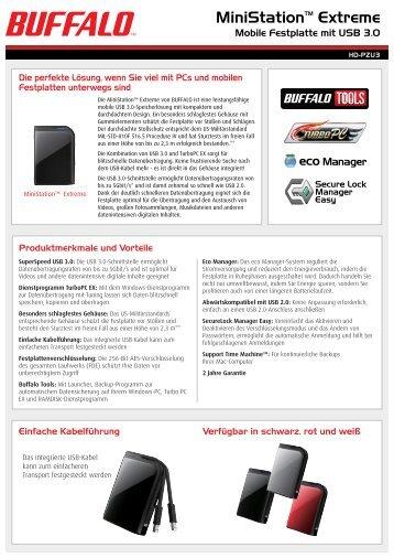 MiniStationTM Extreme - Buffalo Technology