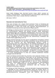 Dieter Haller, Wolfgang Hinte, Bernhard Kummer ... - soziales_kapital