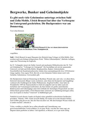 Bergwerke, Bunker und Geheimobjekte - Westwall im Saarland