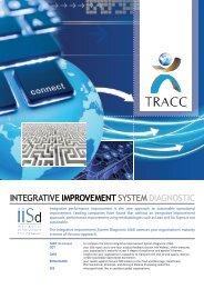 INTEGRATIVE IMPROVEMENT SYSTEM DIAGNOSTIC - TRACC