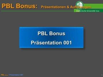 PBL Bonus Präsentation 001