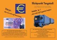 Blickpunkt Nr. 34 Januar 2013 - CDU Tangstedt