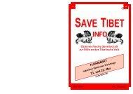 Mai 2005 Ausgabe - Save Tibet