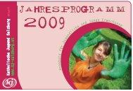 Jahresheft 2009_Version3.indd - Erzdiözese Salzburg